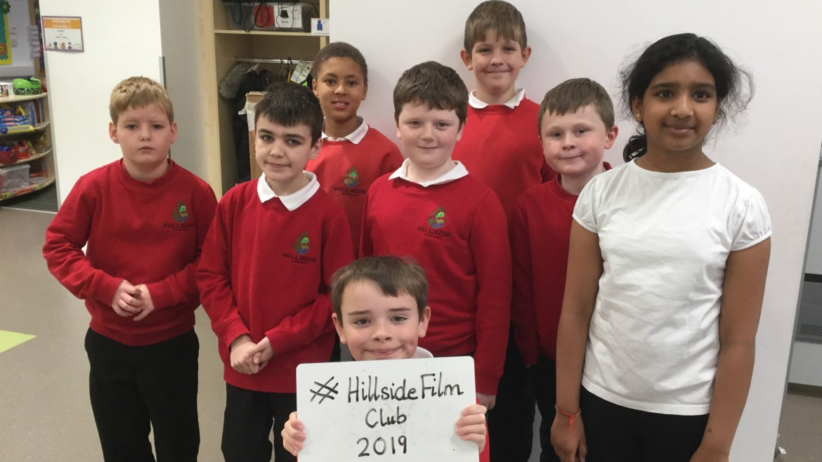 Hillside Film Club members