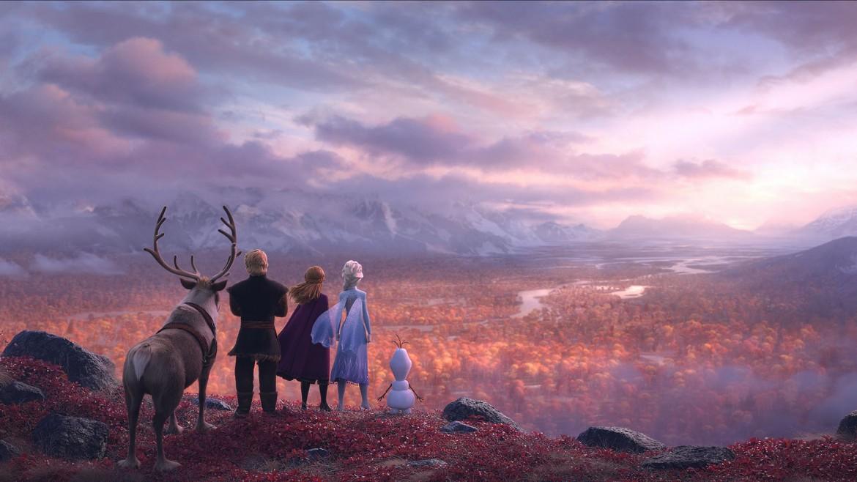 Frozen 2 (Mountain)