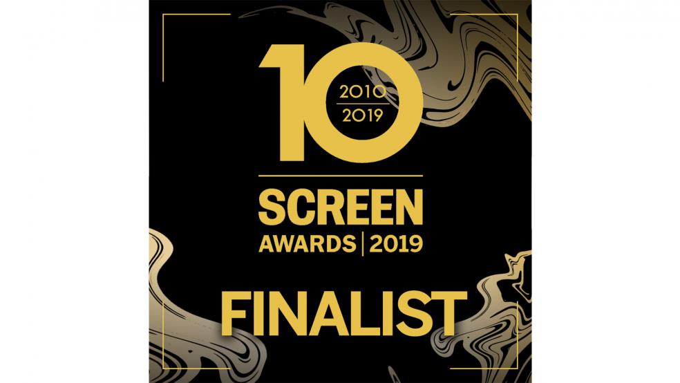 Screen Awards Finalist Logo