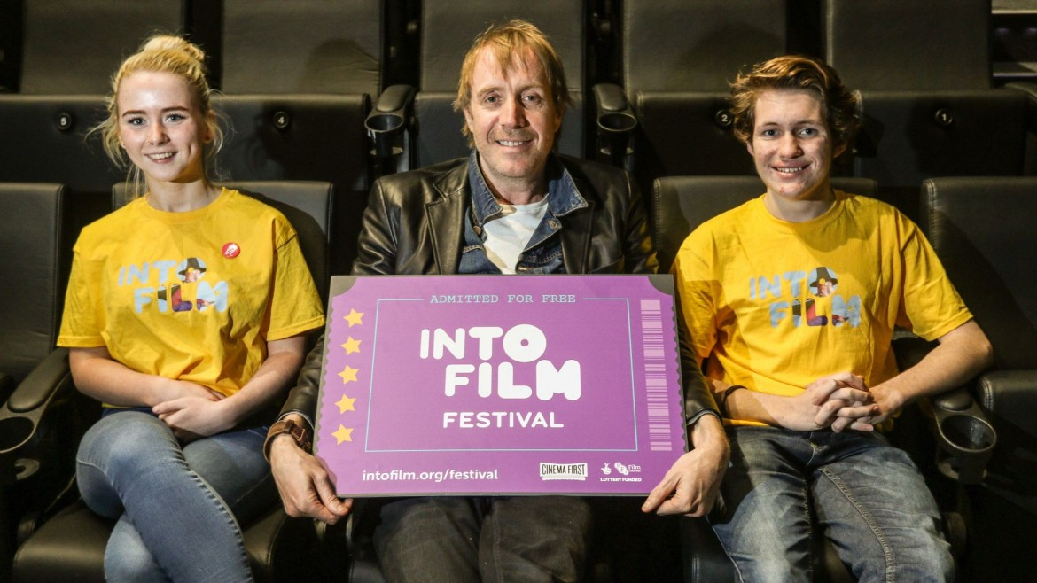 Rhys Ifans Cinema Event