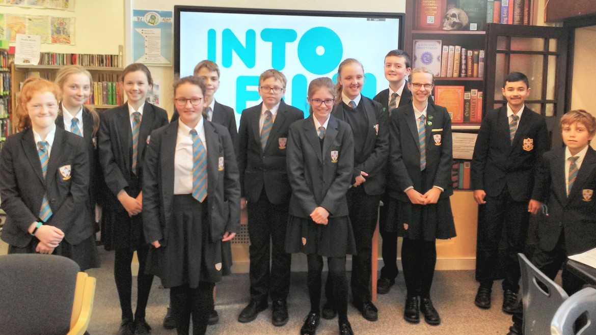 King Edward VI School, Lichfield, Into Film Club of the Month October 2019