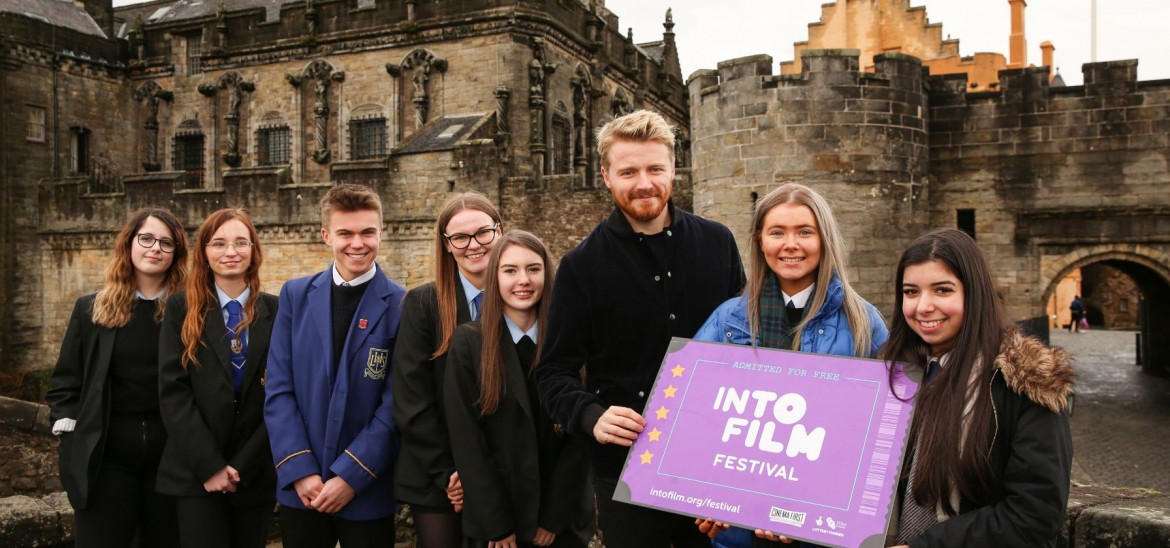 Taken at the IFF 19 Stirling Castle screening of Mary Queen of Scots