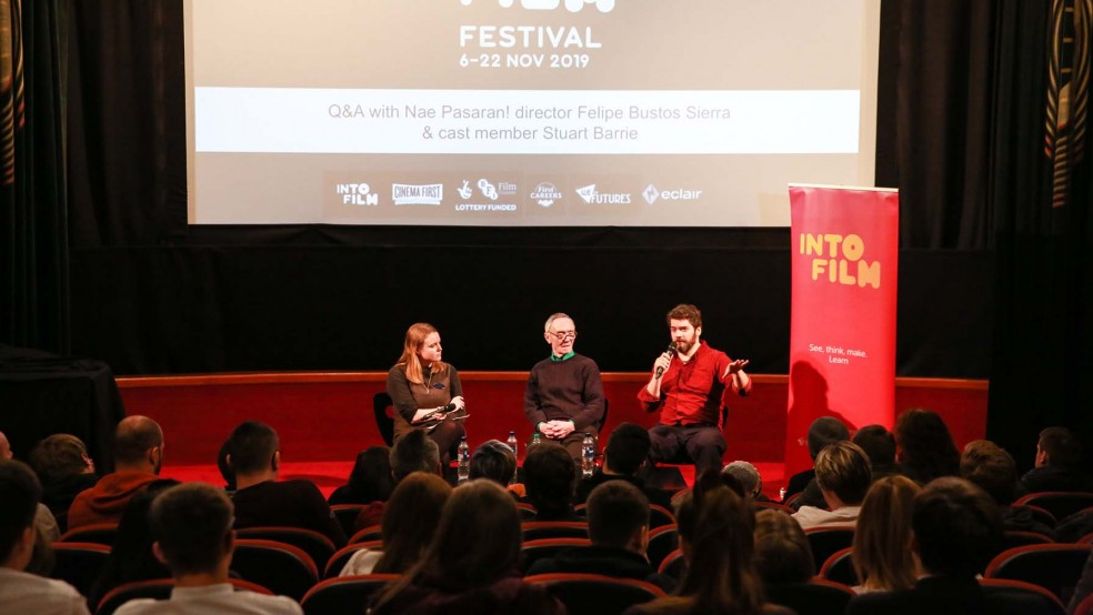 'Nae Parsan' screening with Q&A at the Into Film Festival