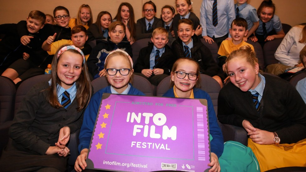 Part of the 2019 Into Film Festival