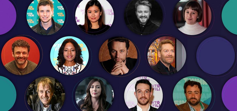 Into Film Ambassadors (Bubble Header)