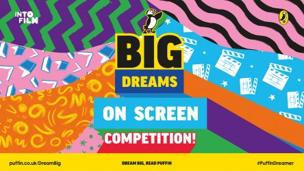 Puffin Big Dreams on Screen Competition