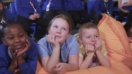 Dunn Street Primary School, Into Film Club of the Year: 11 and Under 202