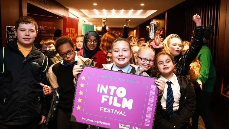 Into Film Festival Report 2019