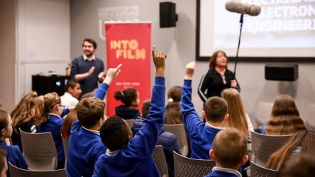 Into Film Careers Event at Film City Glasgow