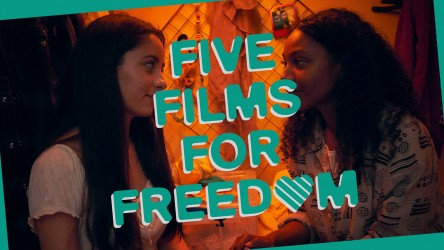#FiveFilms4Freedom 2020 Image