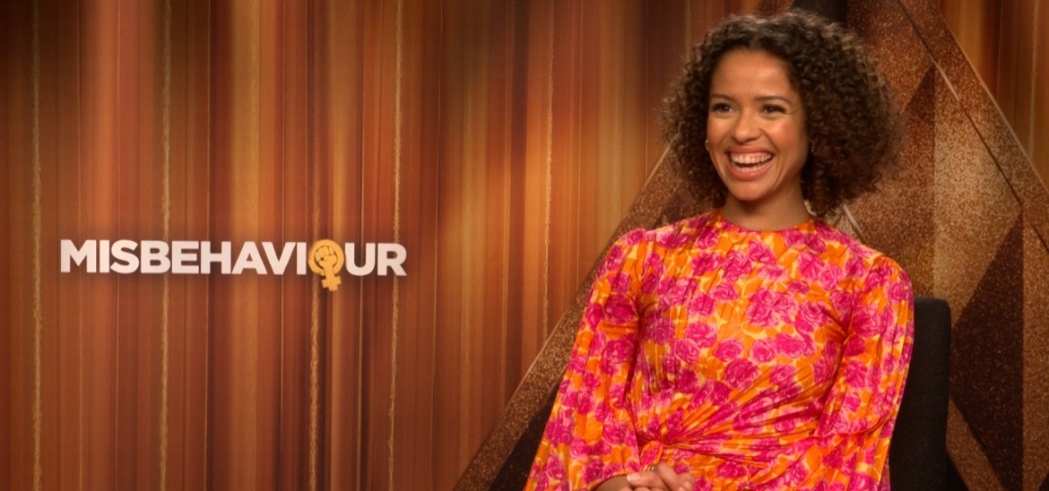 Misbehaviour actress Gugu Mbatha-Raw