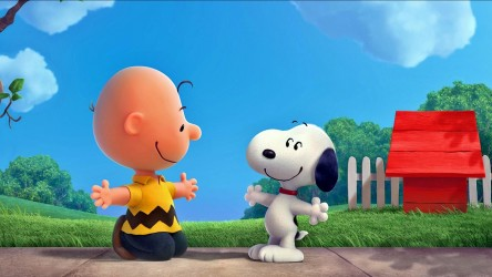 Snoopy & Charlie Brown: The Peanuts Movie