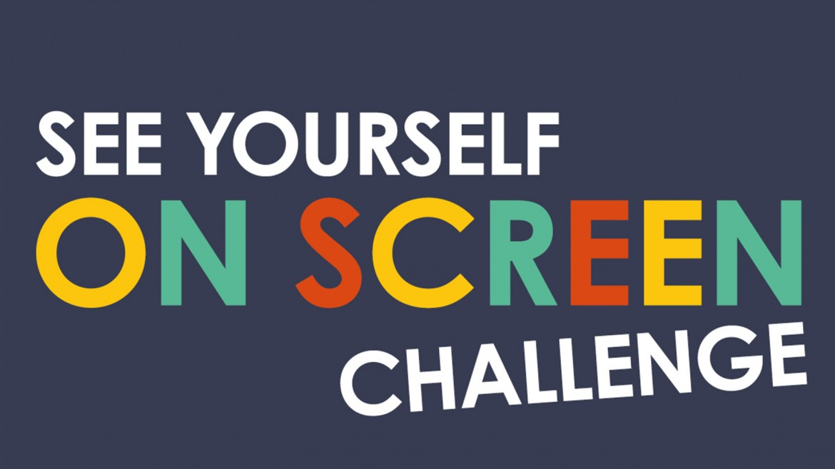 The BFI's 2020 See Yourself on Screen Challenge