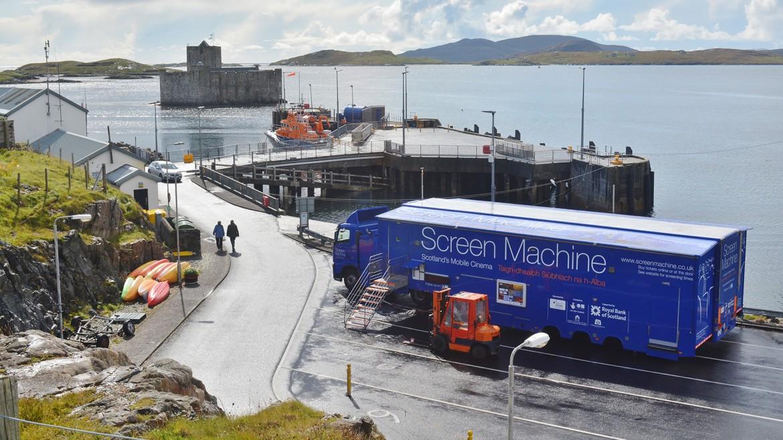 Screen Machine Scotland