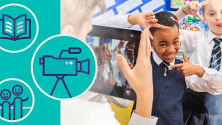 Filmmaking for Primary Literacy