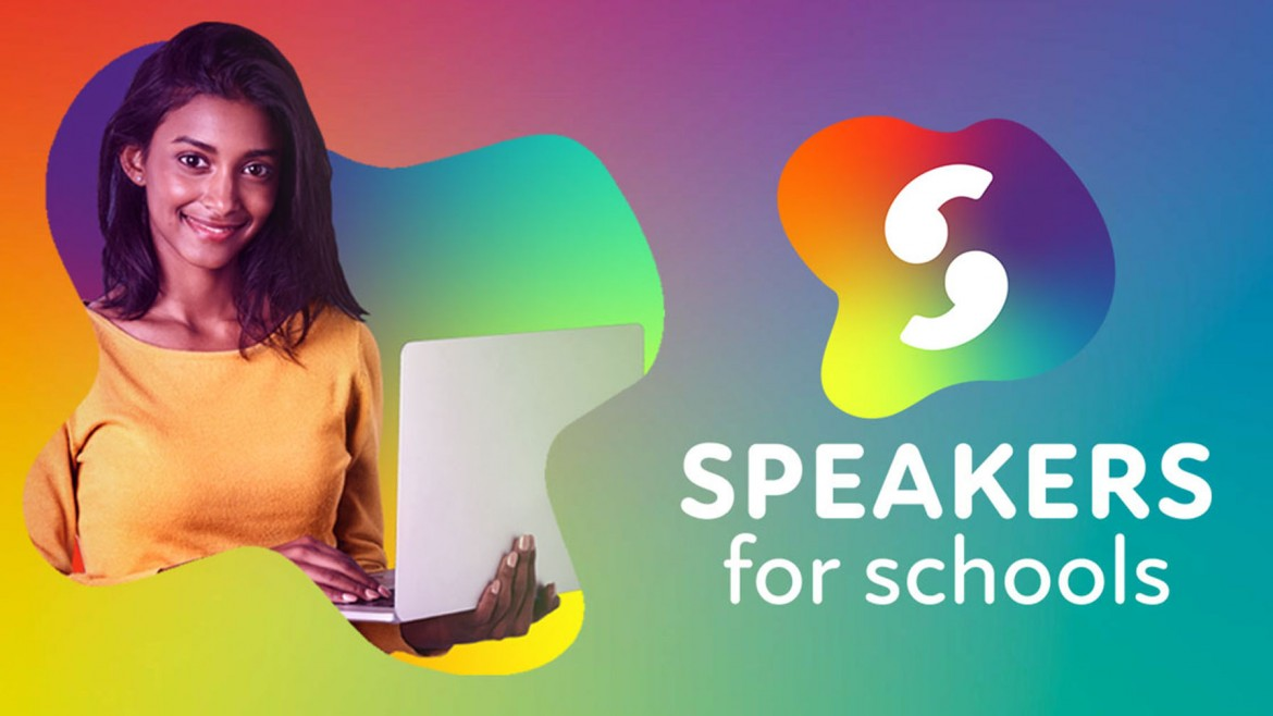 Speakers for Schools collaboration