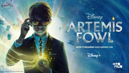Artemis Fowl: Decoding your World