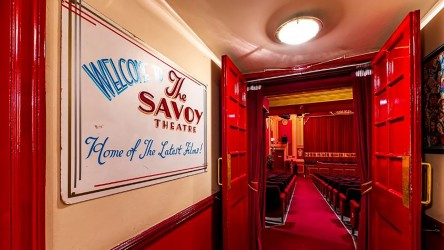 The Savoy Theatre, Monmouth