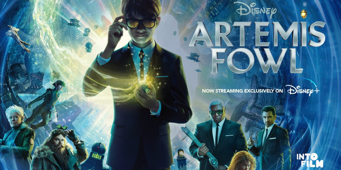 Artemis Fowl: Decoding Your World - Web Header