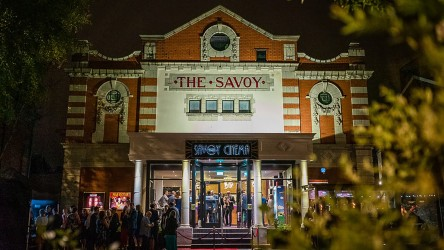 The Savoy Cinema, Stockport
