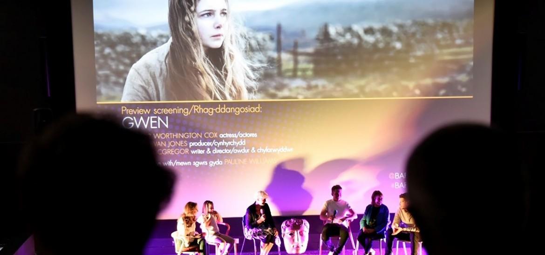 Off y Grid - Screening of 'Gwen'
