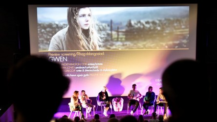 Off y Grid - Screening of 'Gwen'