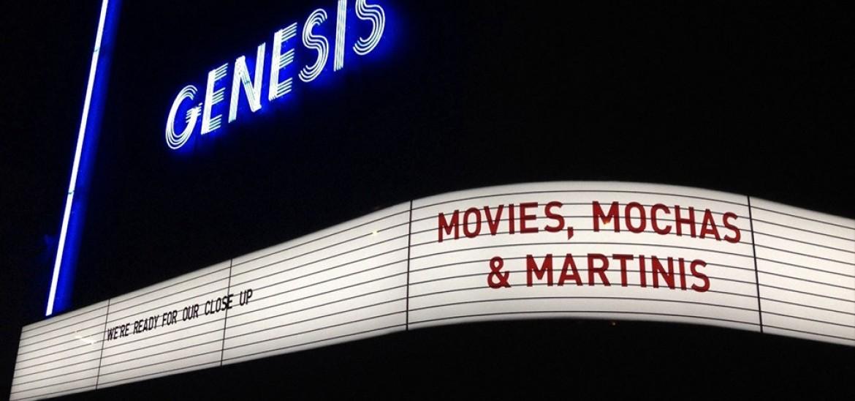 Genesis Cinema exterior