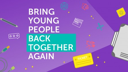 Bring Young People Back Together Again with Into Film Clubs.