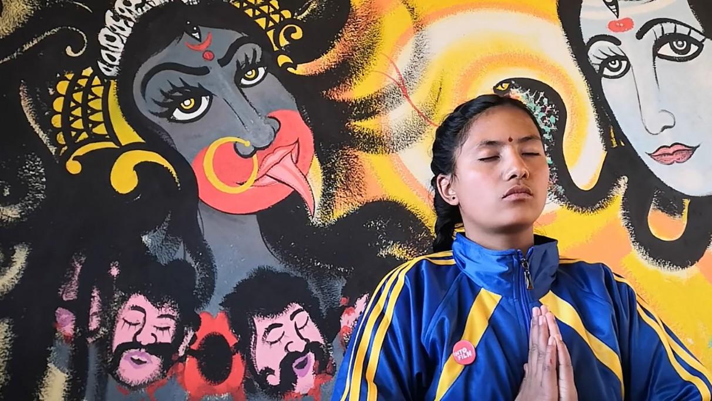 Nepal: Camera Sika
