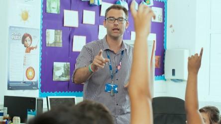 Leading Whole School Change Through Film