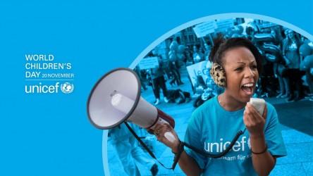 UNICEF World Children's Day 2020