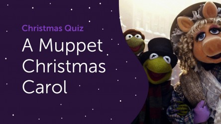 The Muppet Christmas Carol - Christmas Quiz 2020 Questions