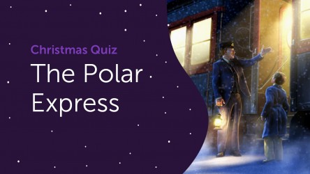The Polar Express Questions - Christmas Quiz 2020