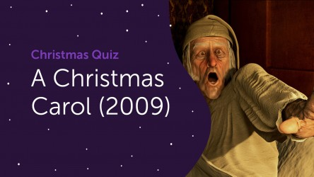 A Christmas Carol (2009) Answers - Christmas Quiz 2020
