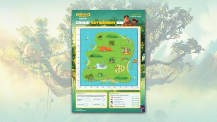 Crood settlement map