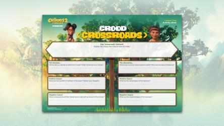 Crood crossroad