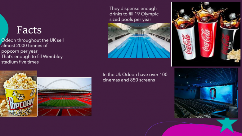 Youth Advisory Council Member Myah (10) - Odeon Luxe in Telford, England