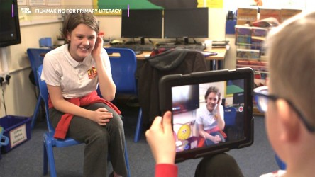 Filmmaking for Primary Literacy Online Course