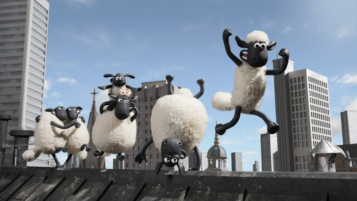 Shaun The Sheep film image