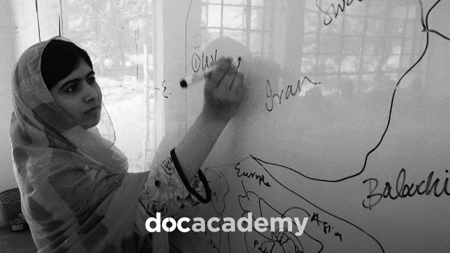 He Named Me Malala - Doc Academy - Lesson 1