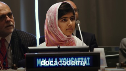 He Named Me Malala - Doc Academy