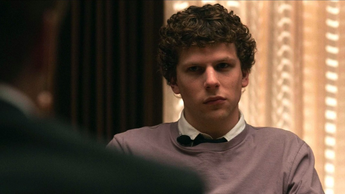 The Social Network film image