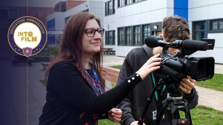 Education Ambassadors - Sarah Downing