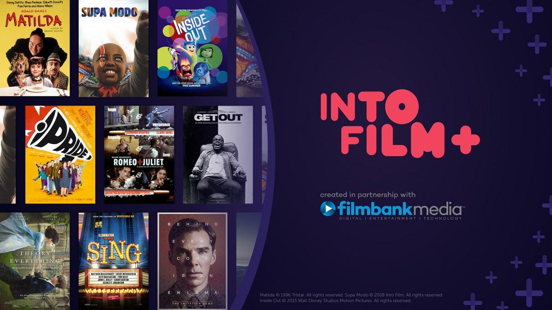Into Film+