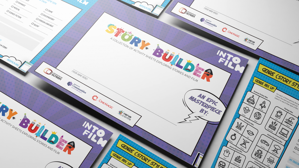 Story Builder resource page image