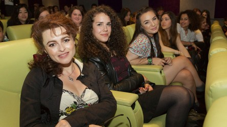 Helena Bonham Carter screening