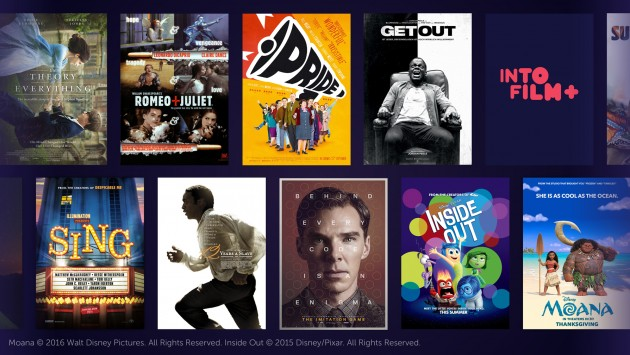 Browse Into Film+