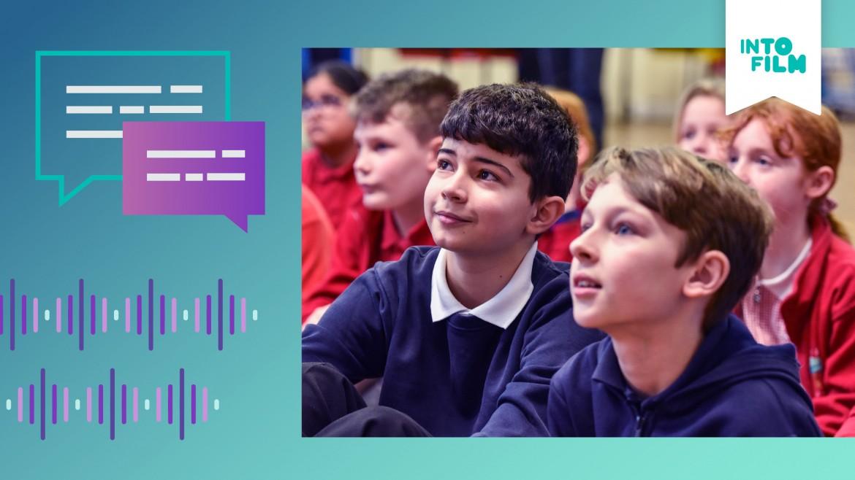 Developing Speaking and Listening Through Sound