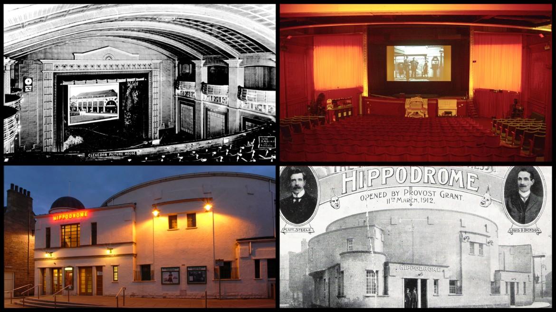 Clevedon and Hippodrome cinemas