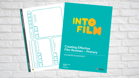 Image of Creating Effective Film Reviews -Primary PDF
